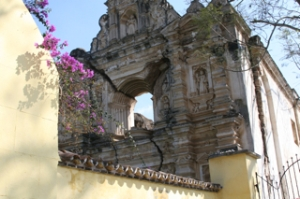 The Ruins at Santa Rosa