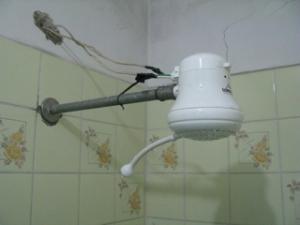 The Mini Dulche...on demand water heater!