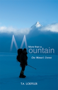 More than a Mountain Book Cover