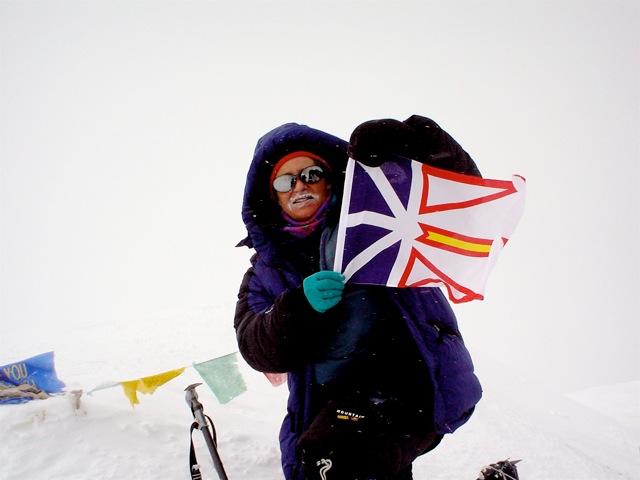 June 26, 2006  Summit of Mount McKinley/Denali  Highest Point in North America