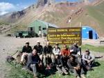 Finishing Aconcagua