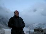 TA at Everest basecamp