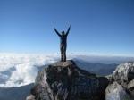 TA on the Summit of Santa Maria