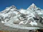 Everest, Lhotse and Nupse