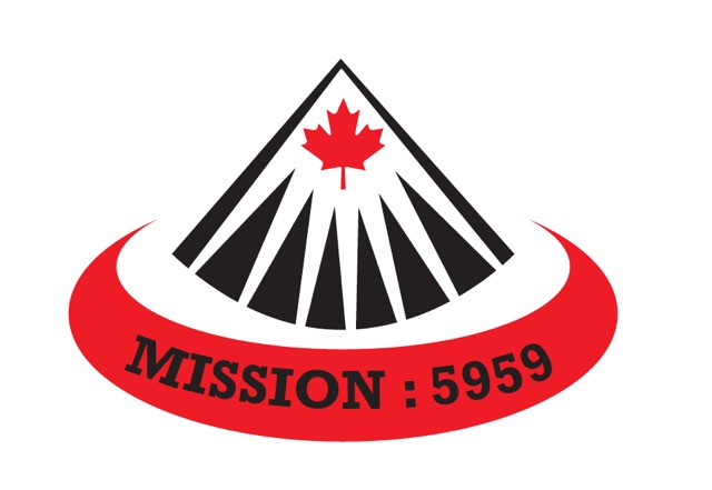 Mission 5959 Logo
